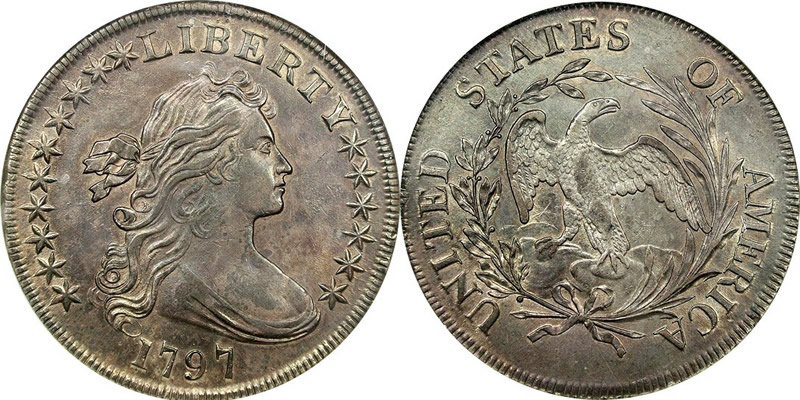 Draped Bust Dollar