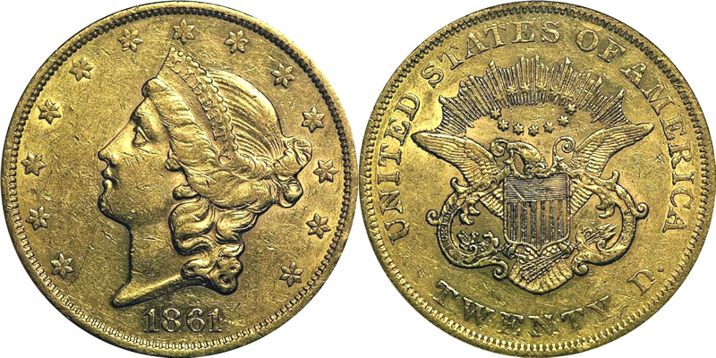 Liberty Head Double Eagle