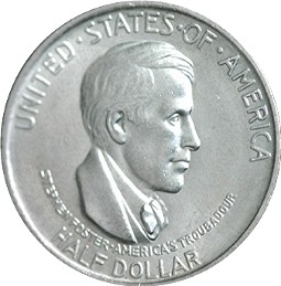 Cincinnati Music Center Half Dollar Commemorative Obverse