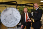 Centennial of The Canadian Navy Honoured on 2010 Silver Dollar