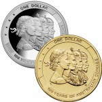 Four Heads on One Coin, a First for the New Year!