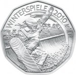 Austrian Mint to Release New 5 Euro Winter Olympic Coins