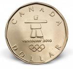 Celebrate the 2010 Winter Games With the Lucky Loonie from the RCM