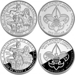 2010 Boy Scouts of America Commemorative