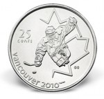 Royal Canadian Mint Launches Ice Sledge Hockey Coin During Vancouver 2010 Paralympic Winter Games